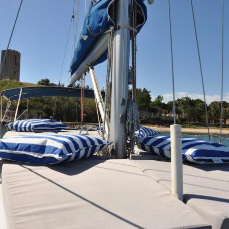sailing trip chalkidiki